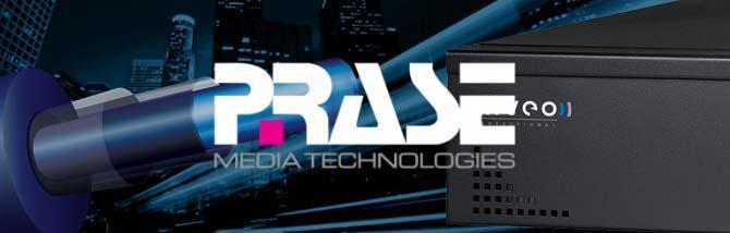 Prase Media Technologies verso l'IT con Cleerline e Niveo