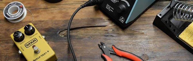 Modificare un pedale senza avere conoscenze di elettronica