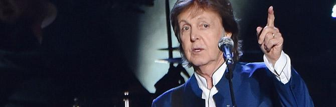 Paul McCartney svela nuova canzone al concerto segreto