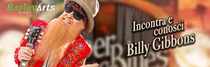 Incontra e conosci Billy Gibbons