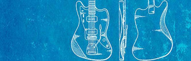 Fender spiega la Jazzmaster