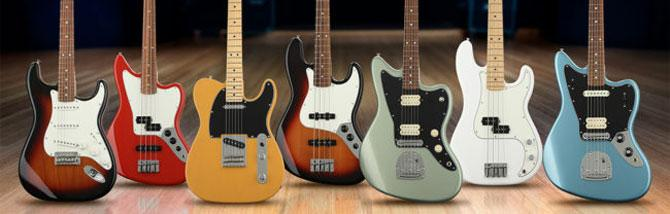 Fender Player Series prime impressioni su Strat e Telly