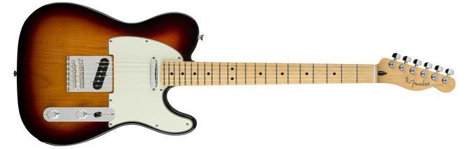 Fender Telecaster e Stratocaster Player, come suonano ste messicane!