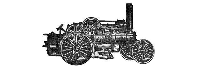Steam Tractor Andromeda: dal produttore al produttore