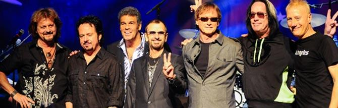 Ringo Starr & His All-Starr Band live a Lucca