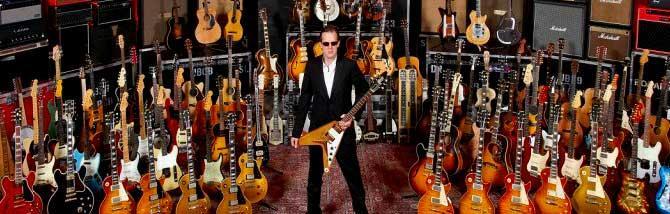 Joe Bonamassa parla della nuova gestione di Gibson Guitars