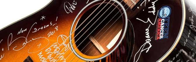 75 firme per una dedica di beneficenza a Buddy Holly