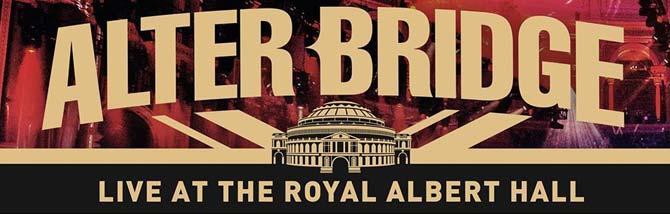The End Is Here: online l'assaggio del live album degli Alter Bridge