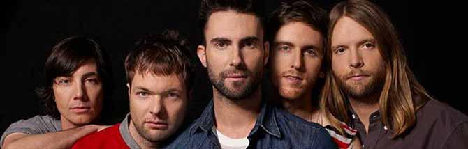 I Maroon 5 vendono tutta la loro attrezzatura