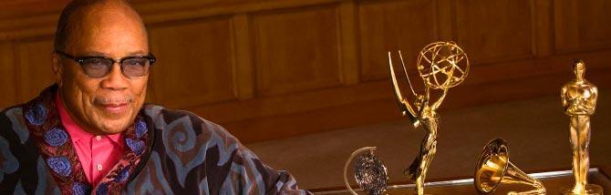 Quincy Jones arriva su Netflix