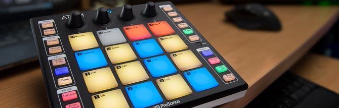ATOM: PreSonus punta alla musica elettronica