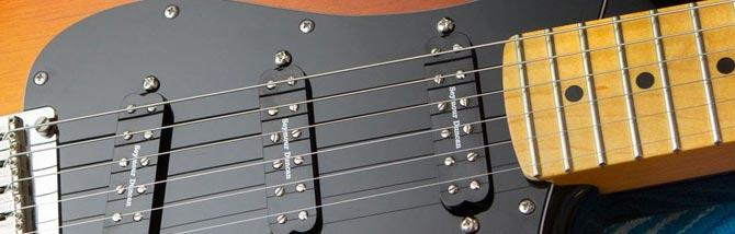 Duncan cattura il PAF in single coil per Billy Gibbons