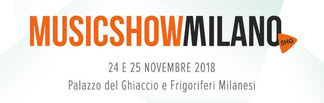 Milano Music Week e SHG MusicShow insieme per in evento memorabile!