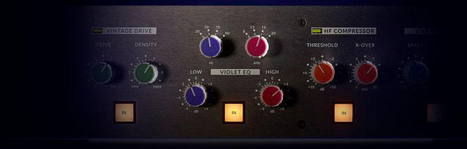 SSL Fusion: cinque moduli analogici per mix più vivi che mai
