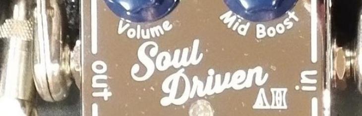 Lo Xotic Soul Driven AH cerca lo sweet spot con boost sui medi