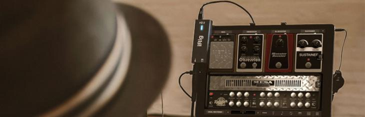 iRig HD2: il recording tascabile tocca i 96K a 24bit