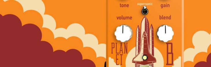 Planet B: da CrazyTube lo stack a pedale del pianeta basso