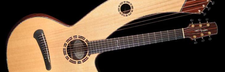 Harp Guitar, quando il vintage è anche strano