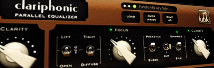 Kush Audio Clariphonic DSP MkII Plugin of The Week