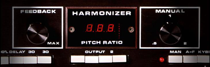 Eventide H910 Harmonizer Plugin Of The Week