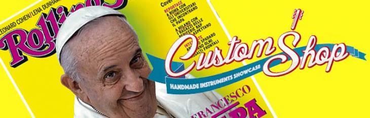 Custom Shop è un motivo per... rotolare!