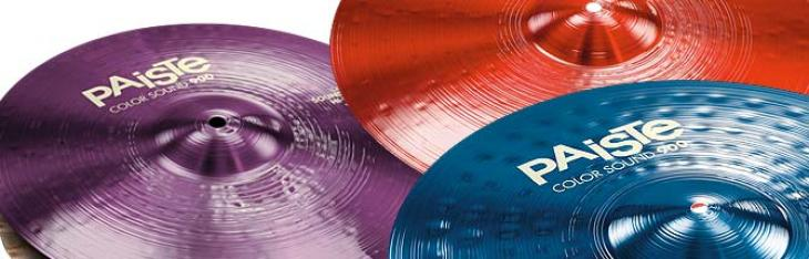 Paiste Color Sound 900: la batteria in technicolor testata per voi