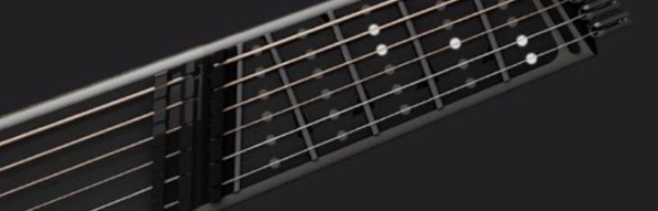 Jammy: la chitarra digitale telescopica