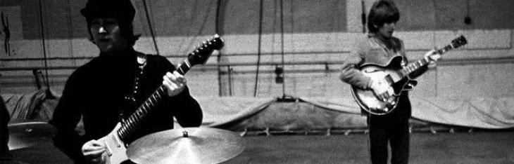 Beatles: gli insospettabili Stratocaster Hero