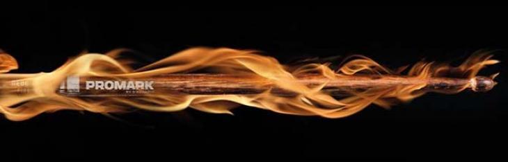 Promark Firegrain: nuove bacchette dalle ceneri