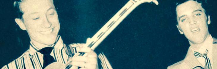 Scotty Moore, la chitarra di Elvis