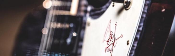 Accordo  La nuova signature di Slash è una Firebird b88dcd601c71