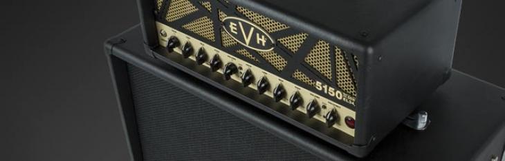 EVH 5150III torna alle EL34 con metà potenza