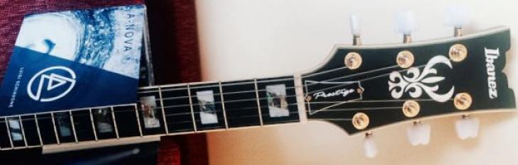 Luigi Schiavone a SHG MusicShow: nuovo disco e nuova chitarra