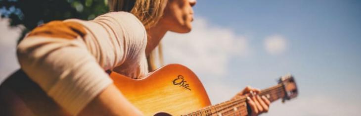 Esercizi per chitarra acustica