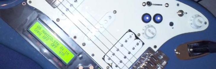 Chitarra elettronica: la mia idea sul futuro dell'elettrica