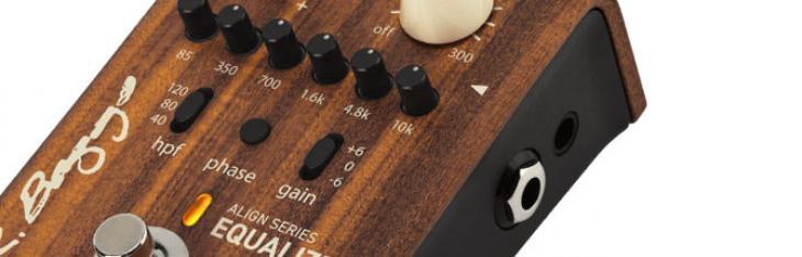 Align sono i pedali LR Baggs per acustica