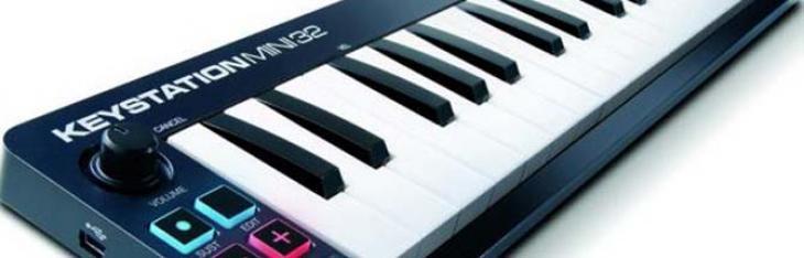 Melodics in promozione con le keyboard M-Audio