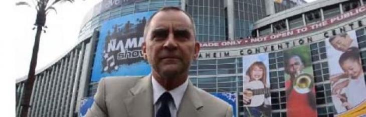 Claudio Formisano dal Namm2018