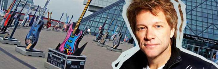 Bon Jovi (finalmente) nella Hall Of Fame