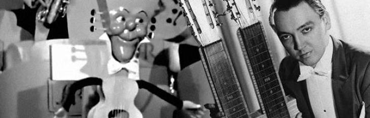 L'invenzione del talkbox: la storia del pupazzo Stringy