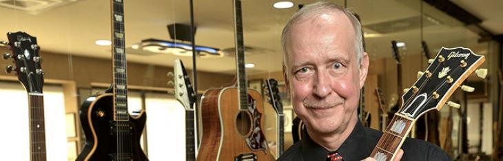 Henry Juskiewicz: anche i negozi sono responsabili della crisi Gibson