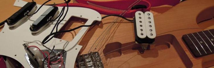 Scegliere la chitarra da modificare