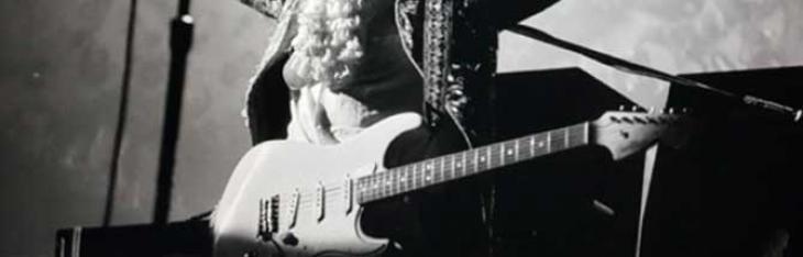 Quanto pagheresti per una chitarra distrutta?