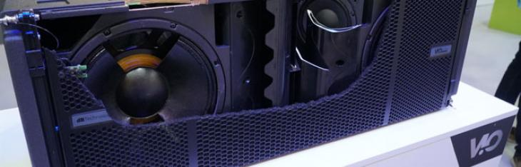Db Technologies: novità VIO dal Musikmesse