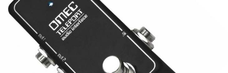 Omec Teleport: virtual instrument dal vivo fatti semplici