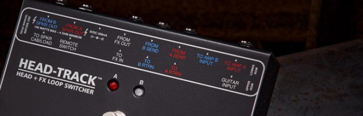 Head-Track per switchare tra due testate su una sola cassa