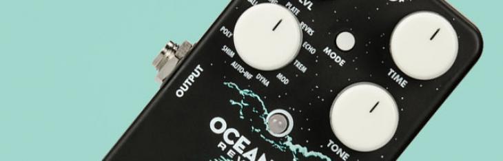 Oceans 11: EHX tra spring reverb e polifonie