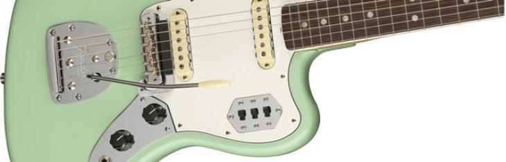 Fender Jaguar American Original direttamente dai 60s