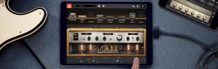 Positive Grid BIAS Amp 2 anche su iPhone e iPad