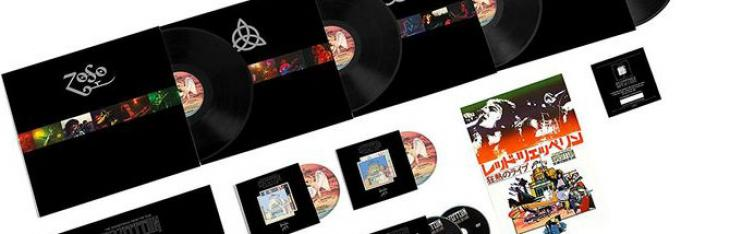 Jimmy Page rilancia The Song Remains The Same per l'anniversario